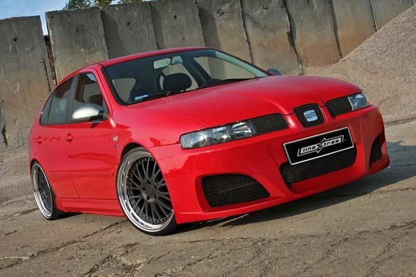 Komplet body kit Seat Leon 99-05 - PACIFIC